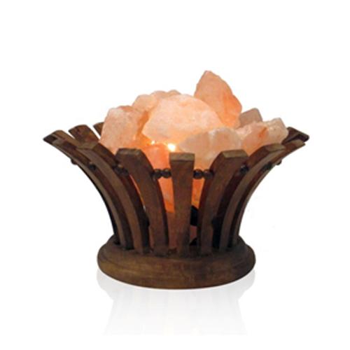 Metal Basket Salt Lamp Advance Technology Industries
